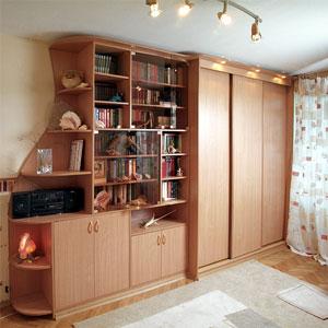 Мебель в Чертаново. кухни шкафы-купе библиотеки и другая кор.